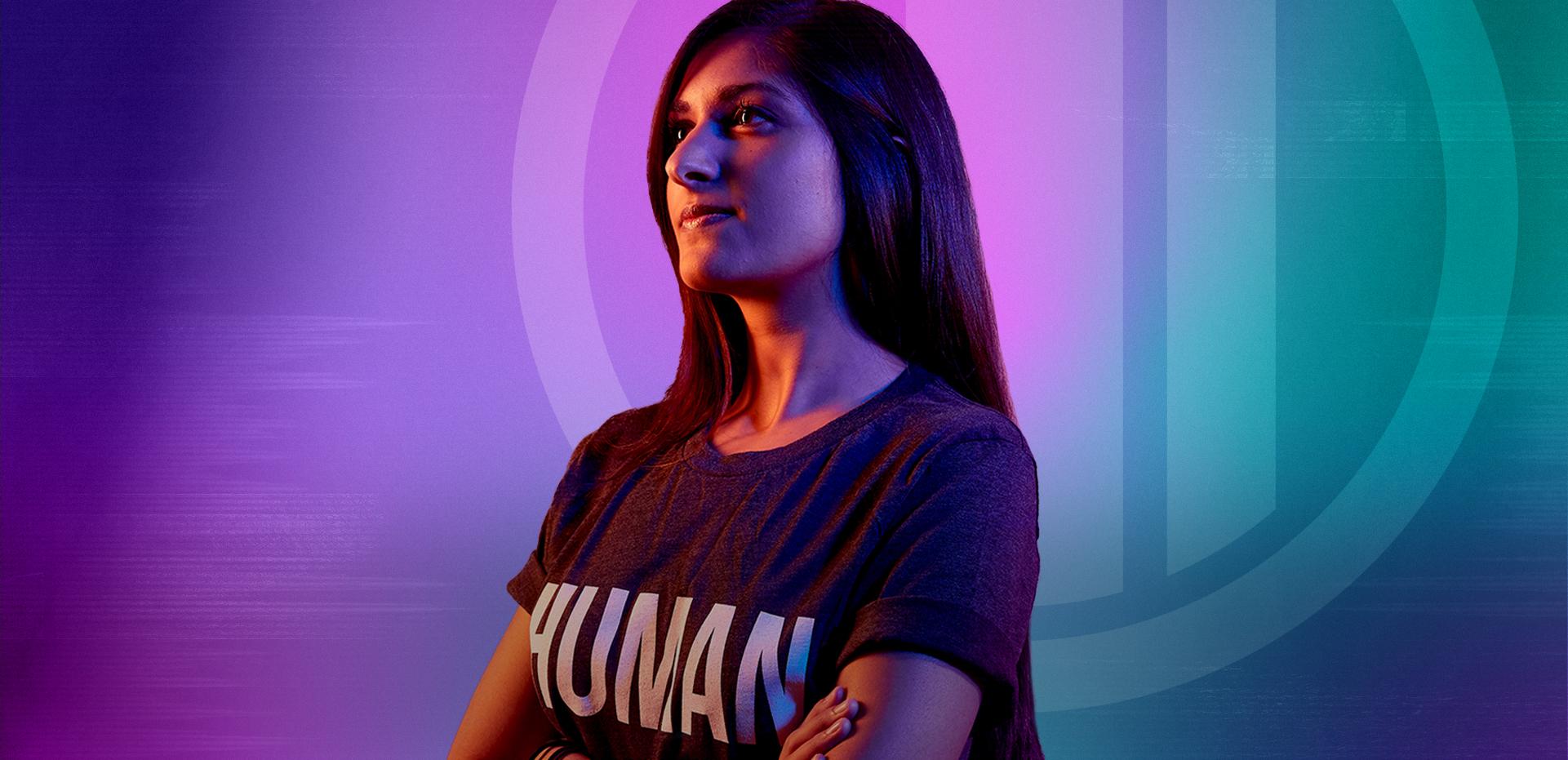Human - Natasha