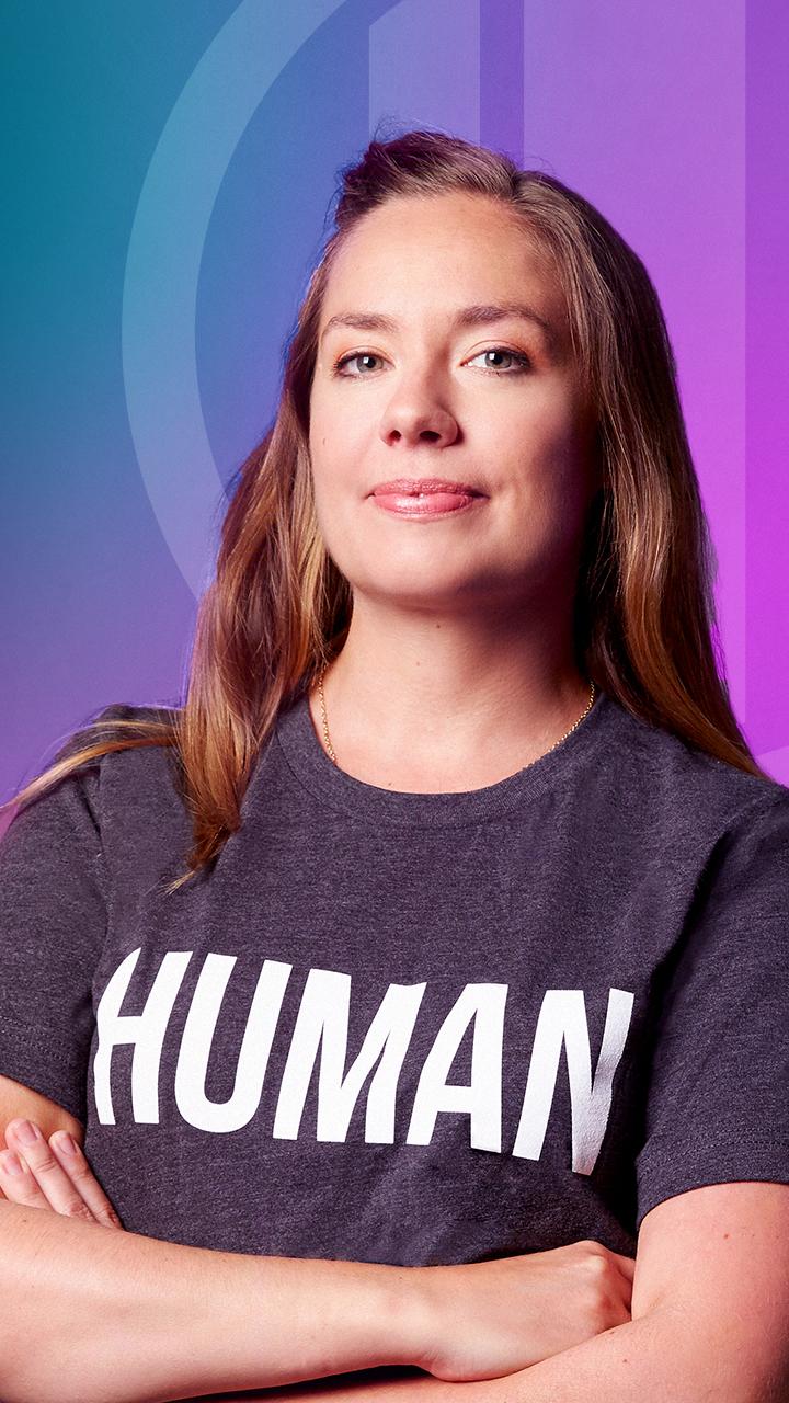 Human - Megan